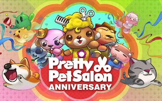 Screenshot of Pretty Pet Salon Anniversary