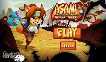Screenshot of Asami: The Furry Samurai