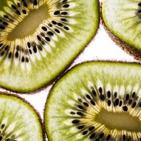 Kiwi by Ashley Rodriguez - Food & Drink Fruits & Vegetables