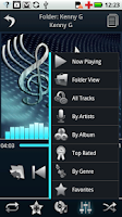 Screenshot of Euphony Music Player Trial