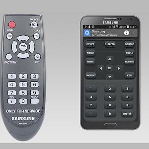 Cover art SmartTv Service Remote Control