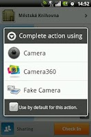 Screenshot of Fake Camera