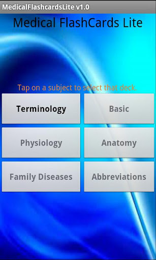 Medical Flashcards Lite