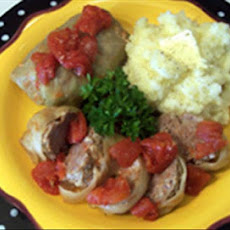 Lorac's Stuffed Cabbage Rolls