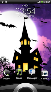Halloween Series LiveWallpaper - screenshot