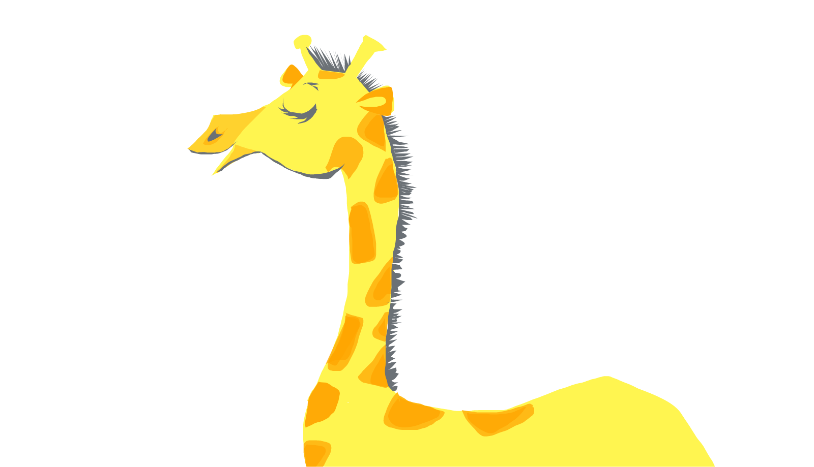 Daily Challenge #2. Give the Giraffe a Scarf
