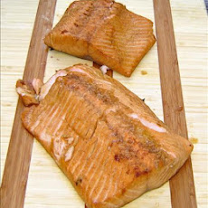 Marinade for Grilled Salmon