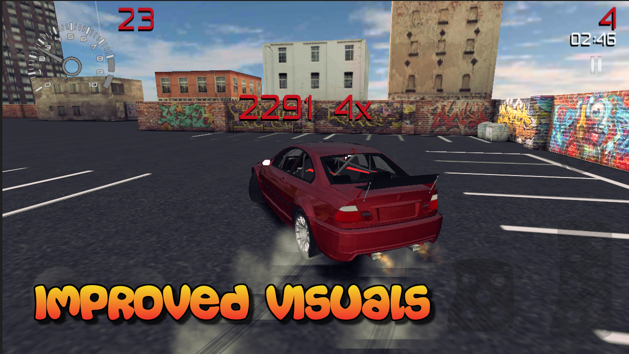 Drifting BMW 2 : Car Racing Screenshot