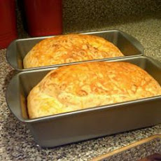 Golden Cheese Yeast Bread