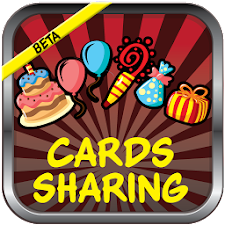 Greeting Cards Sharing App
