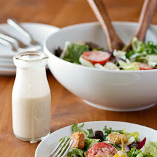 Copy Cat Olive Garden Salad and Dressing