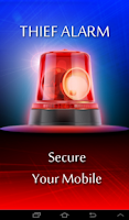 Screenshot of Mobile thief alarm – test it