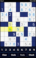 Screenshot of Str8ts Lite - Next Sudoku