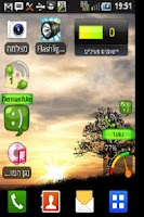 Screenshot of Speed Dial Widget Xtreme