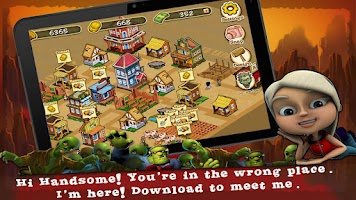 Screenshot of Zombie West