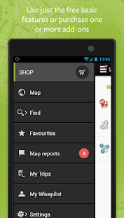 App Wisepilot for XPERIA™ APK for Windows Phone