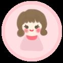 분홍소녀 카카오톡 테마 icon