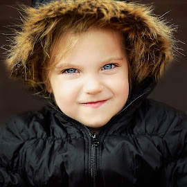 Winter by Lucia STA - Babies & Children Child Portraits