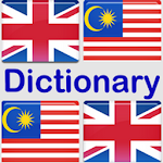 Dictionary English Malay Pro APK Image