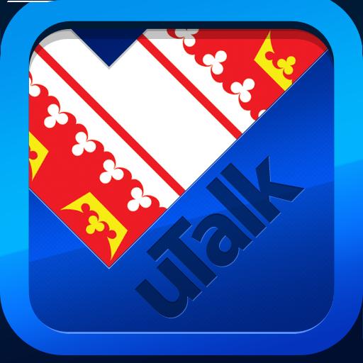 旅遊App|uTalk 阿尔萨斯语 LOGO-3C達人阿輝的APP