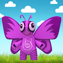 Butterfly Kisses Chat icon