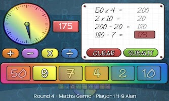 Screenshot of ClockWise