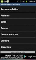 Screenshot of Learn to speak Igbo Language