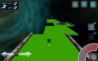 Screenshot of Mini Golf Stars 2