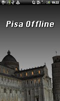 Screenshot of Pisa Offline Map