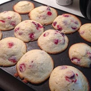 Lemon Cranberry Muffins Recipes