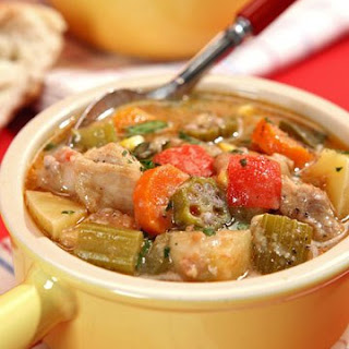 Firehouse Chicken Stew