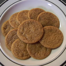 Favorite Molasses Cookies