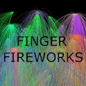 Finger Fireworks FREE icon