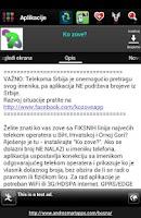 Screenshot of Bosanske aplikacije i igre