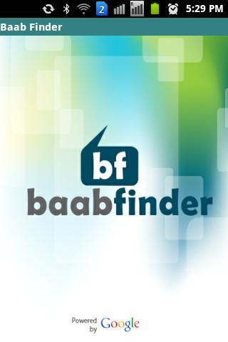 baab FindeR