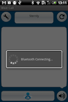 Screenshot of Blue Call