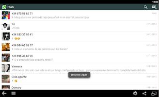 Screenshot of WhatsappFantasma
