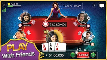 Screenshot of Teen Patti GOLD ♤