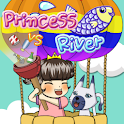 Princess Vs River_게임 icon