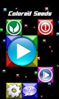 Screenshot of Colored Seeds HD