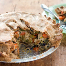 Turkey & Stuffing Pot Pie