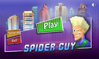 Screenshot of Spider Guy