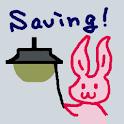 節電うさぎ icon