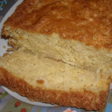 Tropical Coconut Bread