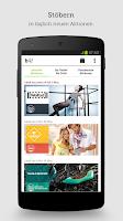 Screenshot of brands4friends Designer-Outlet