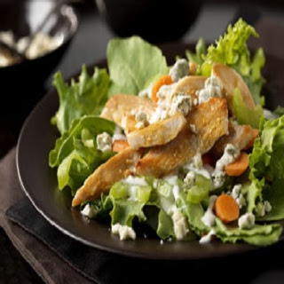 Buffalo-Style Chicken Salad