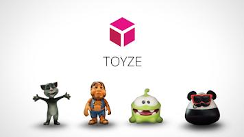 Screenshot of Toyze