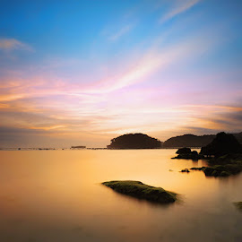 Feel Fresh by Zainal CZmania - Landscapes Beaches ( sky, sunset, beach )