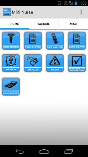 【免費醫療App】Mini Nurse-APP點子
