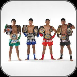 Cover art Muay Thai Counter Techniques